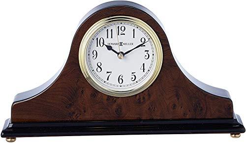 Howard Miller Baxter 645-578 - Reloj de mesa moderno con mec