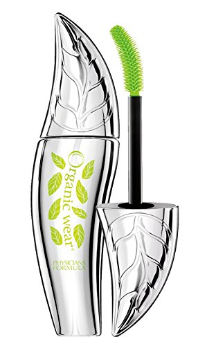 Physicians Formula Organic Wear 100% Natural Origin Curl+Care Máscara de Pestañas, Color Plata - 32.03 gr