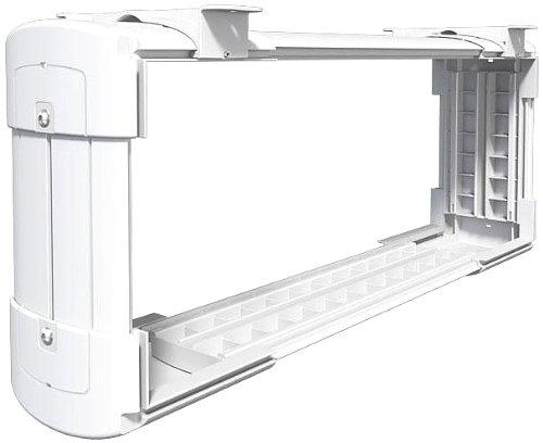 Preisvergleich Produktbild Dataflex Katame PC Halterung (groß 200) weiß