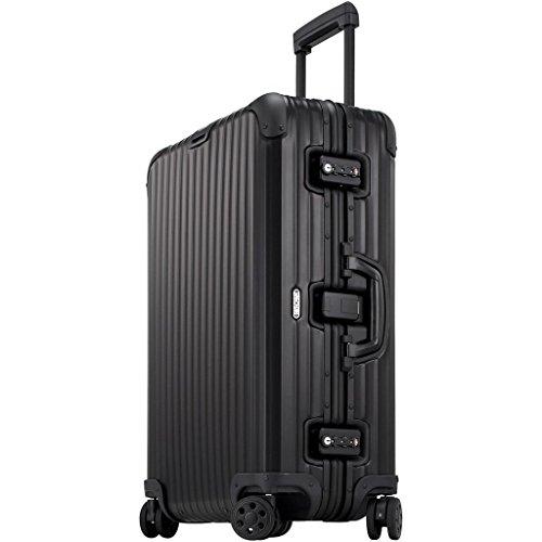 Rimowa Topas Stealth IATA Multiwheel schwarz matt