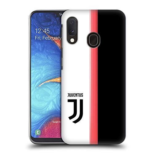 Head Case Designs Licenza Ufficiale Juventus Football Club in Casa 2019/20 Race Kit Cover Dura per Parte Posteriore Compatibile con Samsung Galaxy A20e (2019)