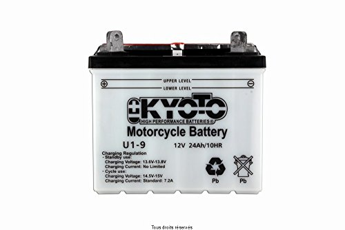 Kyoto Batería motocultor U1-9/U1-L9 12V 24Ah