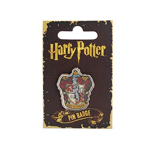 Harry Potter   Gryffindor  Distintivo Smaltato