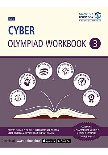 SBB Cyber Olympiad Workbook - Class 3 (English Edition)