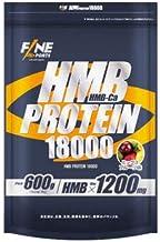FINE SPORTS HMB-Ca配合の次世代プロテイン HMBプロテイン18000 フルーツミックス味 日本製 600g