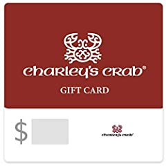 Guests can expect an incomparable dining experience at Charley's Crab May be used to purchase goods and services at any Landry's, Inc. or affiliated location in the U.S. until the full balance is used. Redemption Instore Only. For locations near you,...