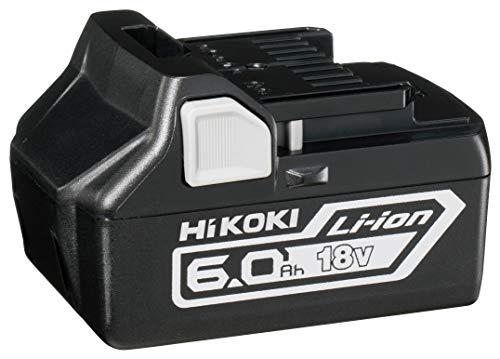 HiKOKI BSL1860 Batteria al Litio, 18 V, Nero