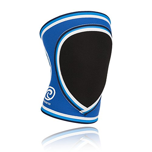 Rehband Kinder Knieschoner 7952 Handball, blau, S
