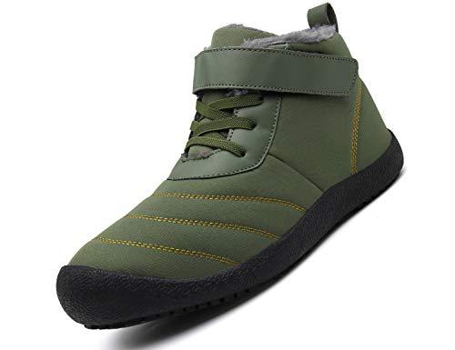 SINOES Männlich 019 Klassische Stiefeletten Madeline Boots Outdoorschuhe Klassische Stiefeletten Grün 45 EU