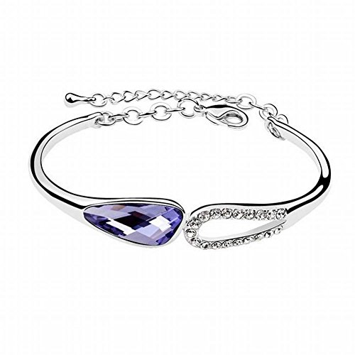 Kristallen Armband Vrouwen met Swarovski Elements High-End Sieraden Eenvoudige Holle Geometrische Verstelbare Armband Legering Swarovski Element Kristal Legering Goud verguld Goud