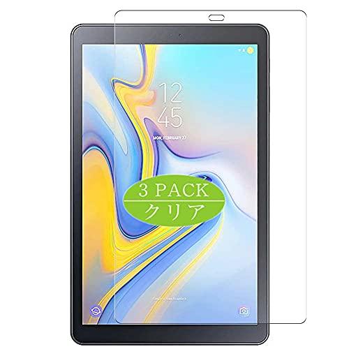 VacFun 3 Piezas Protector de Pantalla, compatible con Samsung Galaxy Tab A SM-T590 SM-T595 10.5' Tablet, Screen Protector Película Protectora (Not Cristal Templado Funda Carcasa)