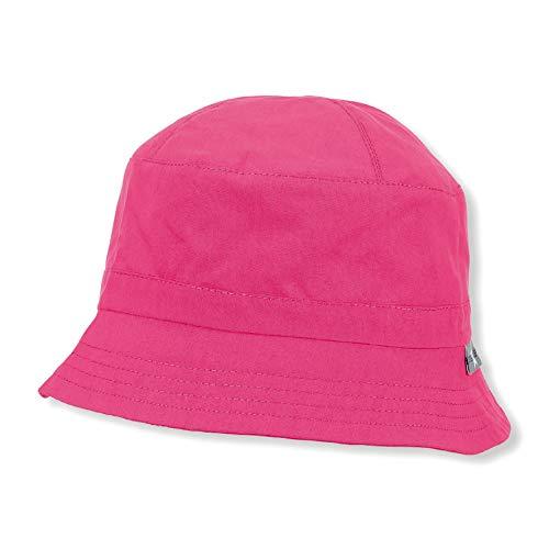 Sterntaler Mädchen Hut Mütze, Rosa (Magenta 745), Medium (Herstellergröße: 53)