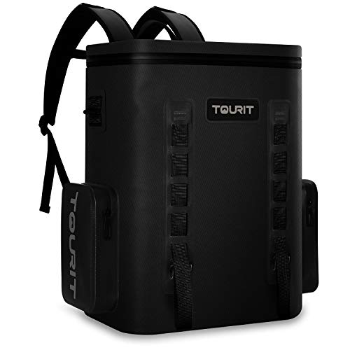 TOURIT Leak-Proof Soft Sided Cooler Backpack Waterproof Insulated Backpack Cooler Bag Large Capacity Backpack with Cooler for Men Women to Picnics, Camping, Hiking or Beach, 36 Cans