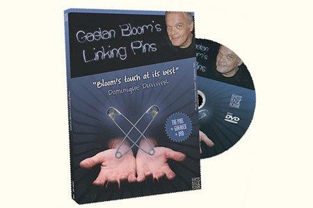 Gaetan Bloom's Linking Pins - DVD