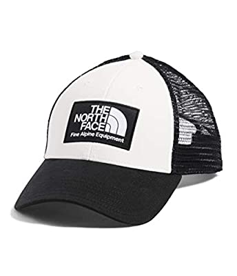 The North Face Mudder Trucker Hat TNF Black/TNF White One Size