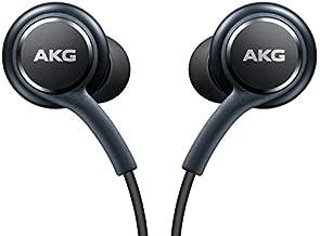 Official Galaxy S8 InEar Headphones EO-IG955BSEGW Tuned by AKG Remote Mic Earphones- Titanium Grey