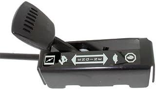 "Palanca del acelerador para cortacésped (de 21""Snapper con motor Quantum 5CH. sustituye a origen: 19254–Longitud cable: 1194mm longitud corrugado: 1142mm"