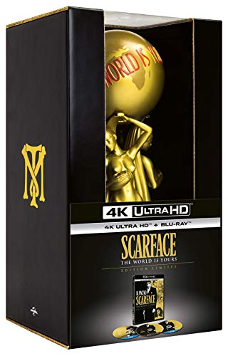 Scarface Francia Blu-ray