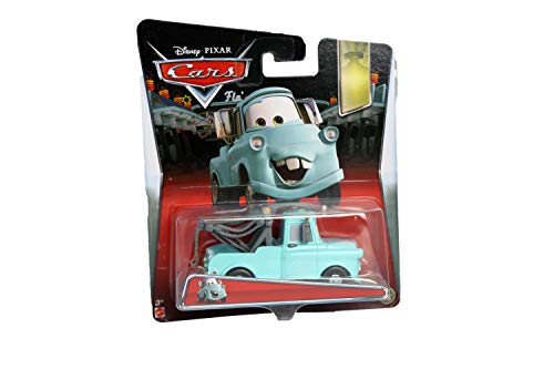 Disney Pixar Cars 2 Brand New Mater / Martin - Voiture Miniature Echelle 1:55