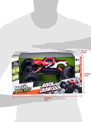 Maisto RC Rock Crawler - 11