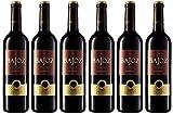 Bajoz Crianza Tinto D.O. Toro Vino - Paquete de 6 x 750 ml - Total: 4500 ml