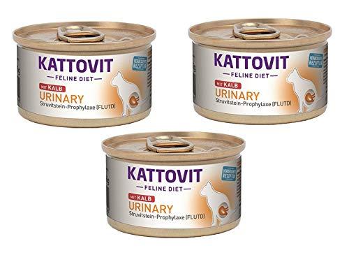 Finnern Kattovit Diet Urinary Struvitstein-Prophylaxe FLUTD (C-Rezeptur) | 36x 85g