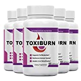 Best Weight Gainer Pills - (5-Packs) Toxiburn, Toxiburn Weight Management Pill, Support Fat Review