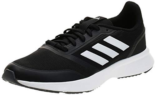 adidas Runfalcon, Zapatillas para Correr para Mujer, Legend Ink/FTWR White/Clear Pink, 43 1/3 EU