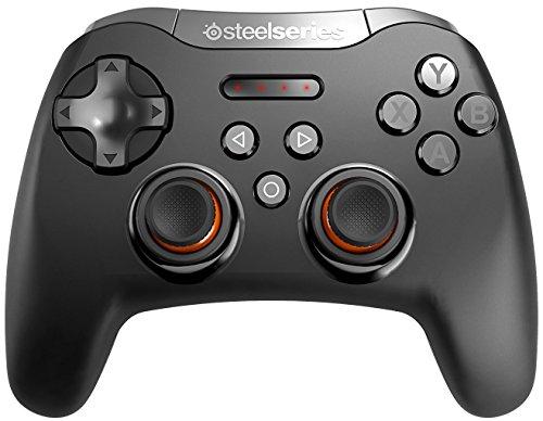 SteelSeries Stratus XL Wireless Gaming-Controller (für Windows, Android, VR) schwarz