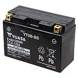 YUASA YT9B-BS Battery 12 Volt 115 CCA with acid pack