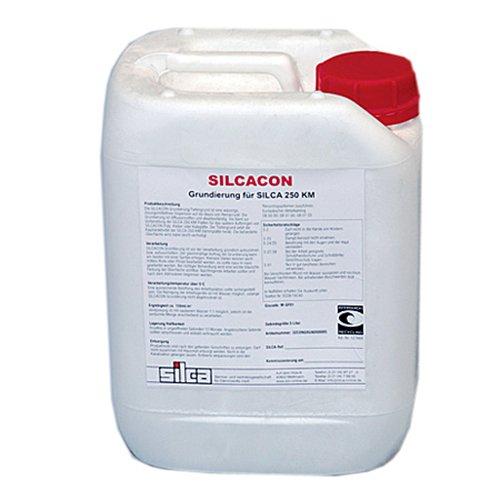SILCACON Grundierung, PE-Kanister a 5 Liter (1 l = 9,57 €)