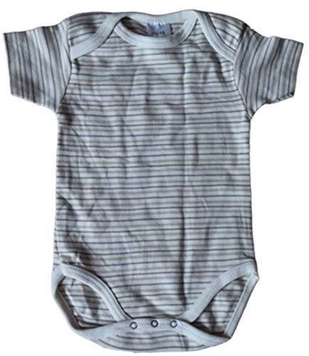 Hütte - Body - Bébé (garçon) 0 à 24 Mois Multicolore Blanc/Marron 9 Mois - Multicolore - 18 Mois