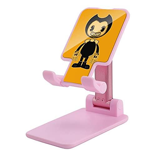 B-endy Soporte para teléfono celular 2021 Actualización Ángulo Altura Ajustable Teléfono Soporte para Escritorio rosa-B-endy1