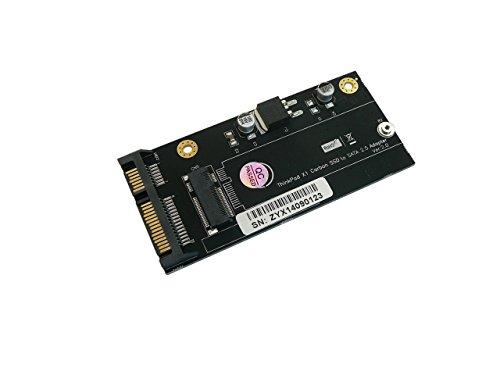 KALEA-INFORMATIQUE Adapter SATA SSD für Lenovo Carbon x1Ultrabook in 20+ 6Pin