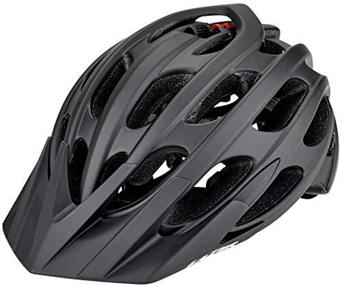 Lazer Magma Mate (L) Fahrradhelm für Erwachsene, Unisex, Schwarz (Schwarz)
