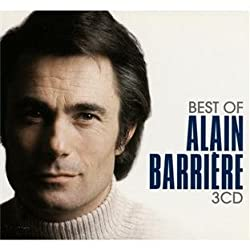 Best of 3cd by ALAIN BARRIERE (2012-02-20)