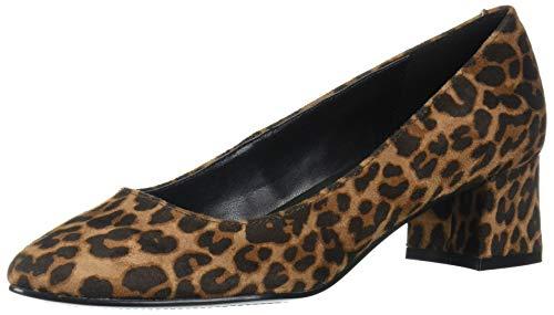 Bandolino Footwear Women's ALETH Pump, Tan Multi, 6