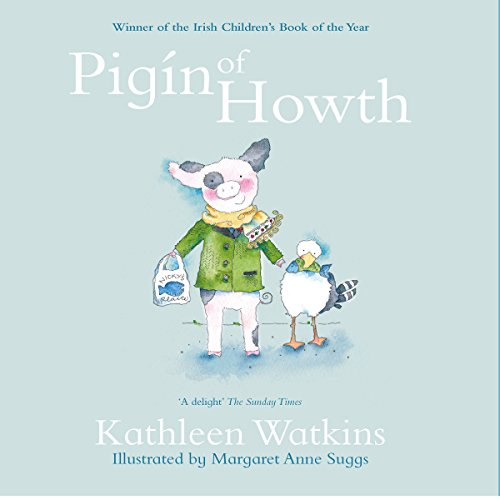 Pigin of Howth audiobook cover art
