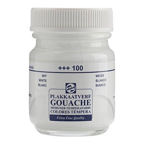 GOUACHE TALENS Nº100 BLANCO