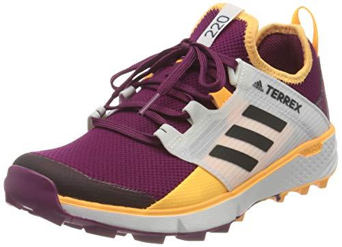 adidas Terrex Speed LD W, Zapatillas de Running Mujer, BAYINT/NEGBÁS/Dorsol, 38 EU