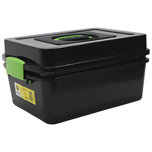 Lowest Prices! Redmon 8012 Culture Vermicompost Worm Farm, Black and Green