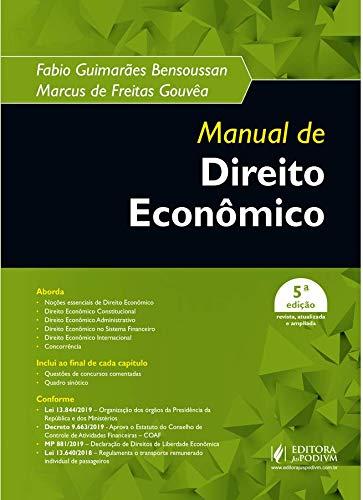Manual de Direito Econômico