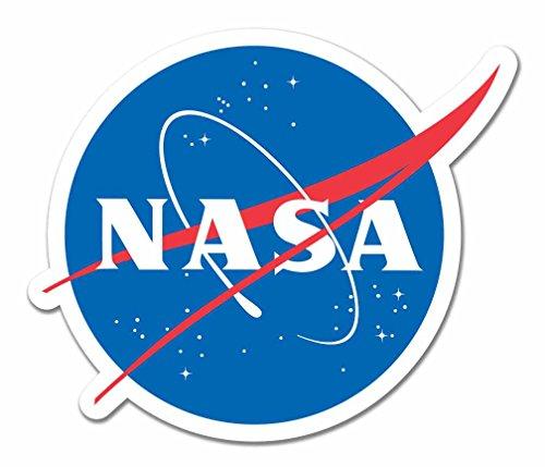 NASA National Aeronautics Space Administration Seal Logo Vinyl Sticker Decal (2 inch Diameter)