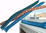 Paraspifferi in stoffa per porte e finestre cm 120
