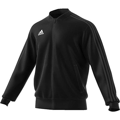 adidas Herren Condivo 18 Trainingsjacke, Black/White, L
