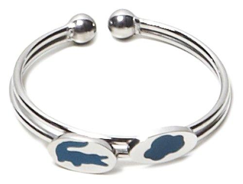 Lacoste Damen-Ring blau Gr. 52 (16.6) 701326799L0-52