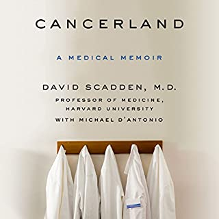 Cancerland audiobook cover art