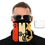 Retro 1970s Style BMX Men & Women Variety Head Scarf With Filters