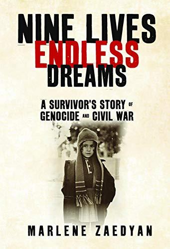Nine Lives Endless Dreams by [Marlene Zaedyan]
