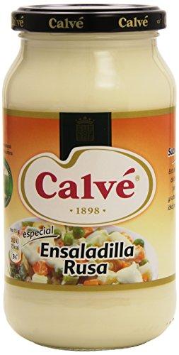 Calvé - Mayonesa Especial Ensaladilla Rusa, 450 ml
